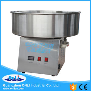 Hot Sale Stainless Steel Automatic Candy Floss Maker pictures & photos