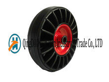 10 Inch Solid Rubber Wheels for for Handtrucks pictures & photos
