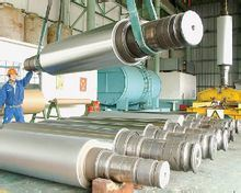 SAE4140 SAE4340 Alloy Steel Forging Shaft pictures & photos
