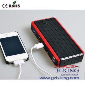 USA Market Portable Car Jump Starter Power Bank pictures & photos