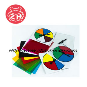 Educational Toys, Plastic Spinners Come with Arrows (ZH-ET010) pictures & photos