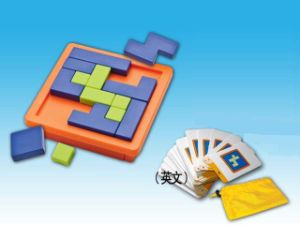Hot Sale Innovation Pattern a Jigsaw Puzzle Game with CE pictures & photos