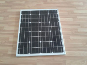 12V 30W Mono Solar Panel for Solar Lighting System pictures & photos