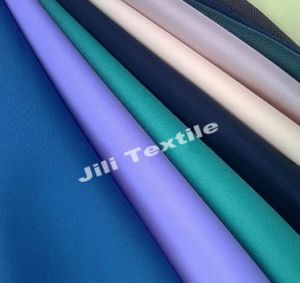 100% Polyester Lining Fabrics / Twill Taffeta pictures & photos
