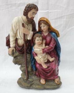 Resin Religious Craft, Resin Nativity Figurine