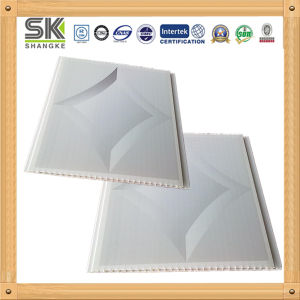 PVC Ceiling Tile/Wall Panel for Bathroom Decoration
