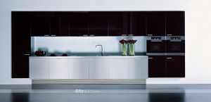 Flat Front Kitchen Cabinets, Fancy Kitchen Accessories pictures & photos