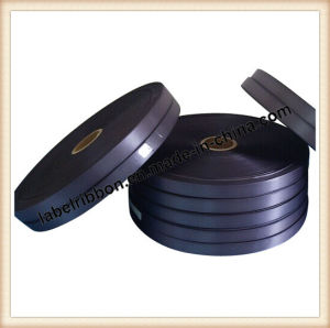 Printing Polyester Satin Ribbon (SW500/DW600-blk) pictures & photos