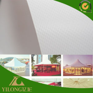 Waterproof Double-Sided PVC Coated Tents Fabric