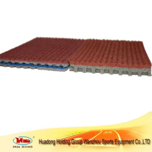 Running Sport Rubber Running Track Material pictures & photos