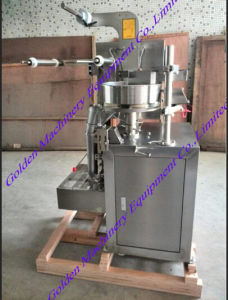 Food Grain Dry Packaging Snack Powder Packing Machine pictures & photos