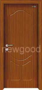 PVC Laminate MDF Door Skin pictures & photos