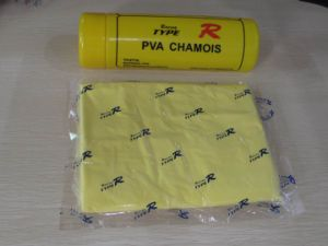 Plas Chamois Cloth Car Cleaning Cloth Magic Towel pictures & photos