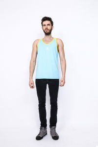 2017 Summer Casual Wear Loose Men Blank Tank Top pictures & photos
