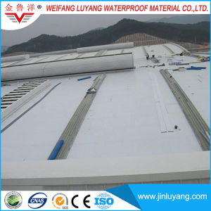 2.0mm PVC Waterproof Membrane for Flat Roof
