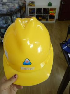PE Y Type Safety Working Helmet for Protection pictures & photos