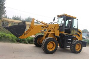 Zl20f Wheel Loader with Cummins Engine pictures & photos