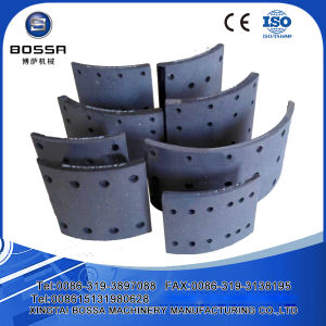 Truck Parts Auto Part Less-Metal/Semi-Metal/Ceramic Brake Pad pictures & photos