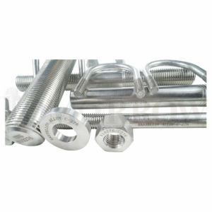 High Quality Hastelloy C-276/C-22/Incoloy 825/800ht/Inconel 600/X-750/Monel 400/K500/Duplex 2205/Super Duplex 2507/Super Austentic 904L/Titanium Fastener pictures & photos
