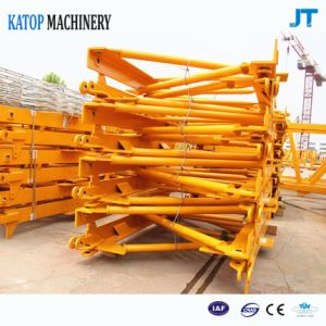 Tc5610 6t Load High Configurate Good Price Topless Tower Crane pictures & photos