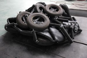 Pneumatic Yokohama Marine Rubber Fender for Boat and Dock pictures & photos