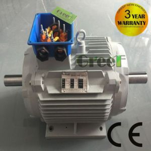 4MW Permanent Magnet Synchronous Generator with AC Three Phase Output pictures & photos