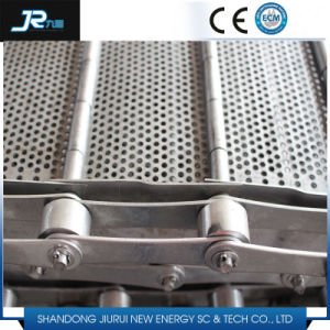 Chain Plate with Baffle Conveyor Belt pictures & photos