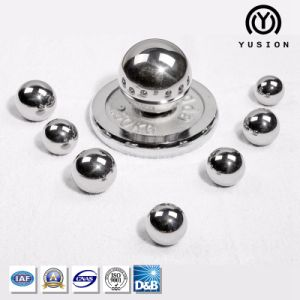 "Yusion AISI52100 100cr6 Gcr15 Suj-2 G10 3""/16""~6""Chrome Bearing Steel Ball pictures & photos"