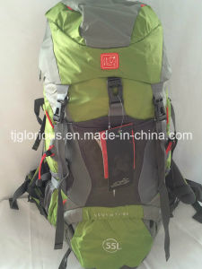 600d Nylon Travel Bag Backpack Camping Bag