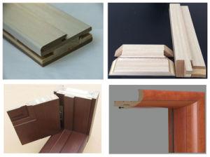 China Interior Room MDF PVC Doors, Bedroom Doors (SC-P119) pictures & photos