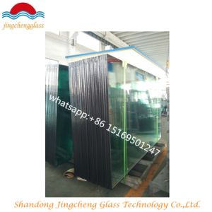 10mm/12mm Clear Tempered Insulated Glass pictures & photos