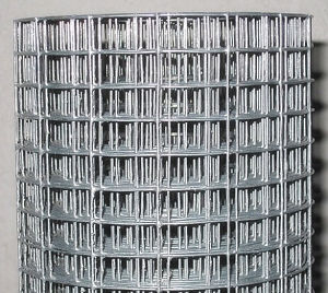 Square Hole Welded Wire Mesh pictures & photos