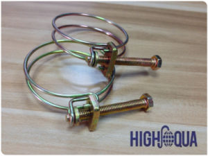 Customized Chinese High Quality Double Wire Clamp Manufacturer pictures & photos
