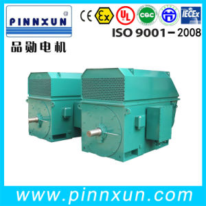 Ykk 6kv 10kv High Voltage Squirrel Cage Large Size AC Three Phase Asynchronous Electric Induction Hv Ball Mill Motor pictures & photos