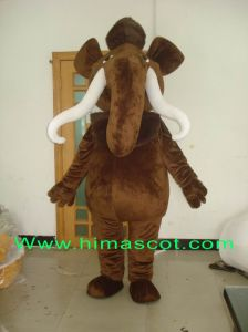 Hi En71 Mammoth Ice Age Character Costume