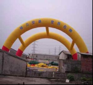 Advertising Inflatables Arch with Printed Logo for Festival Promotion (AC-080)