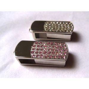 Crystal Customized USB Flash