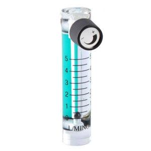 Lzm-6t O2 Flowmeter Used for Oxygen