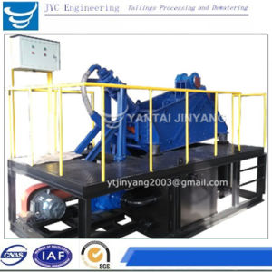 Fine Sand Recovering Machine/Sea Sand Recycle Machine pictures & photos