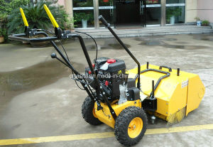 Power Sweeper with Dust Collection (VST-GS6580) pictures & photos