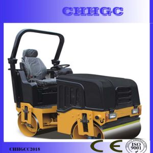Hydraulic Double Drum Vibratory Road Roller pictures & photos