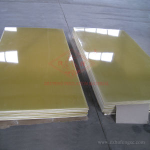 Epoxy Glass Cloth Laminate Sheet (3240) pictures & photos
