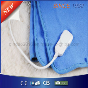 with Ce BSCI Certificate Comfortable Hot Sale Portable Electric Blanket pictures & photos