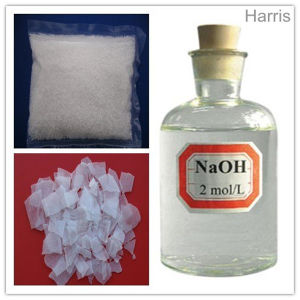 Caustic Soda Pearls & Flakes & Solid & Liquid pictures & photos