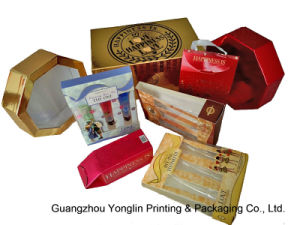 Fashion Cosmetic Packaging Paper Gift Box (YL-Xmas01)
