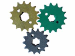 Small Motorcycle Sprocket-12t 13t 14t 15t 16t 17t pictures & photos