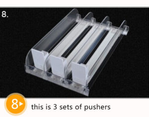 Acrylic Cigarette Display Stand for Cigarette Racks