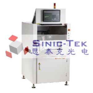 3D Online Full PCB Inspection Solder Paste Inspection Spi for SMT with Engraving Machine pictures & photos