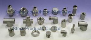 "1-1/2"" Stainless Steel 316L DIN2999 Pipe Fitting Barrel Nipple pictures & photos"