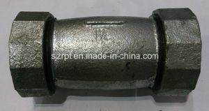 Galvanized Quick Adaptor Malleable Iron Pipe Fittings pictures & photos